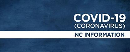 COVID-19 North Carolina Information
